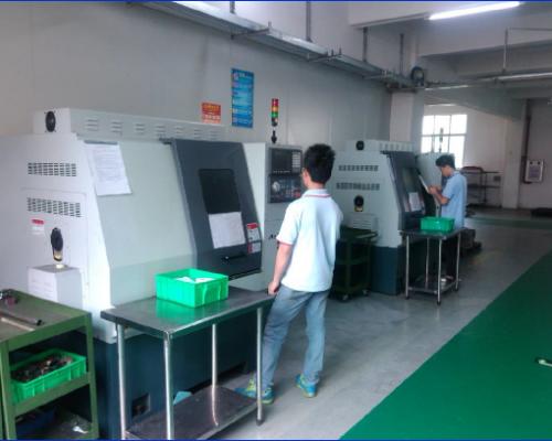 machining shop china