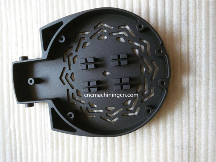 custom cnc milling parts china